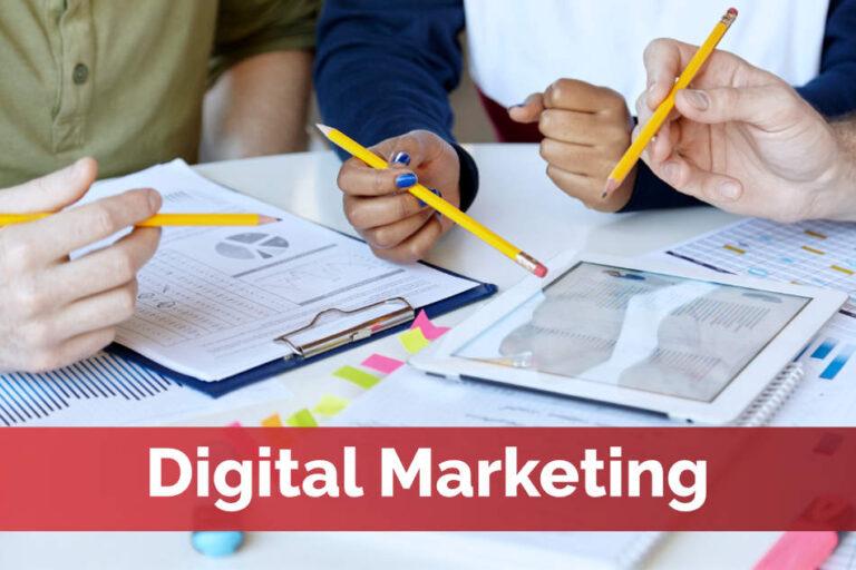 high tech digital marketing
